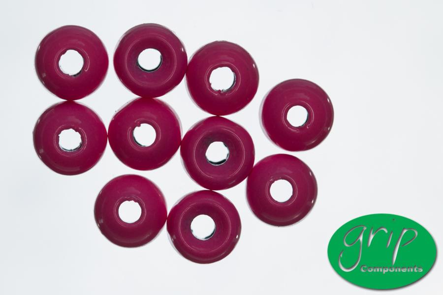 Tungsten Beads – Pink