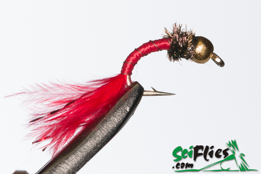 Beaded Bloodworm