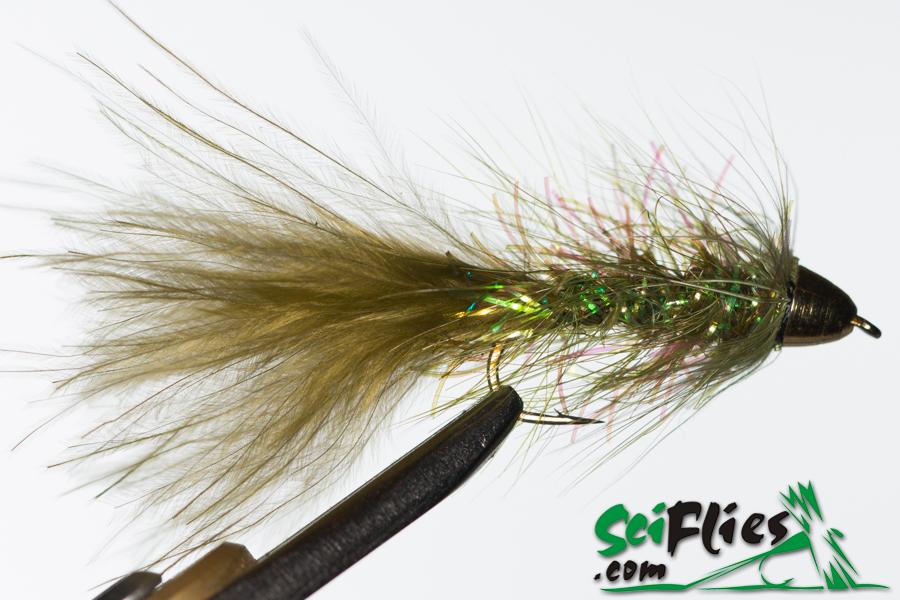 Crystal Bugger – Olive