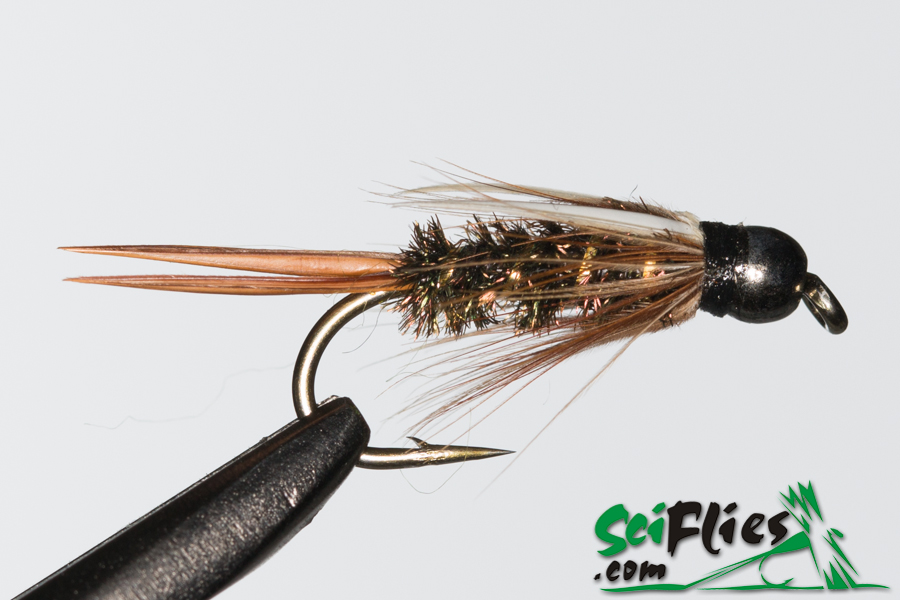 Prince Nymph Tungsten Bead