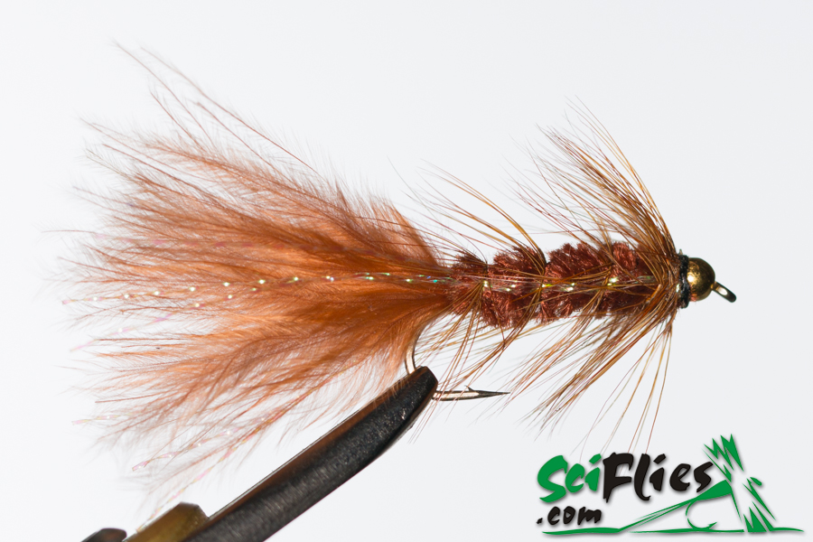Woolly Bugger – Brown