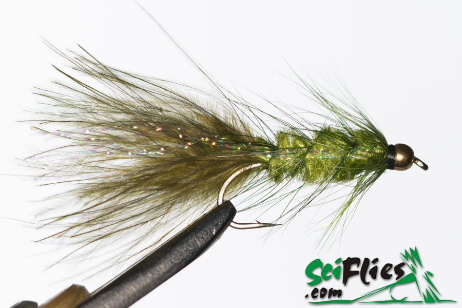 Woolly Bugger – Olive