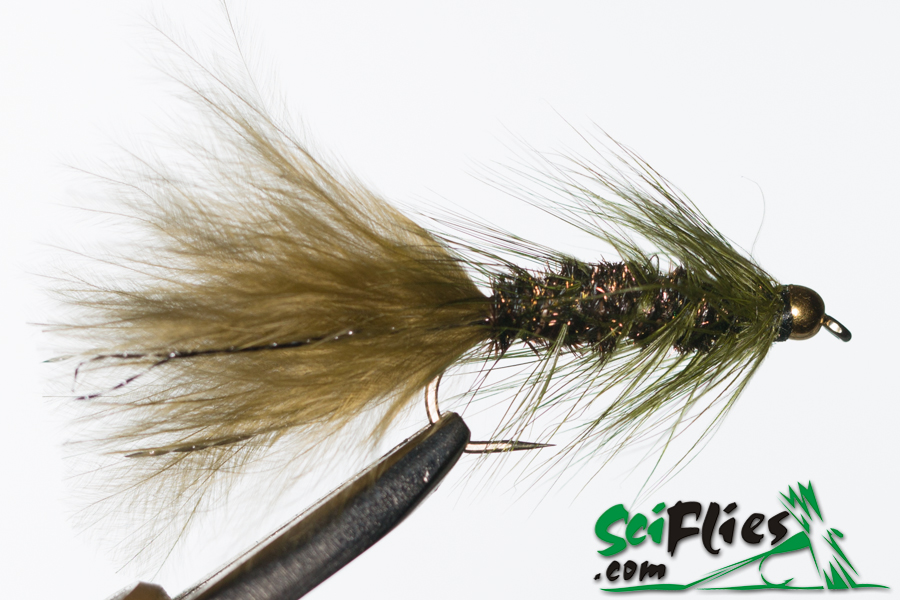 Woolly Bugger – OlivePeacock