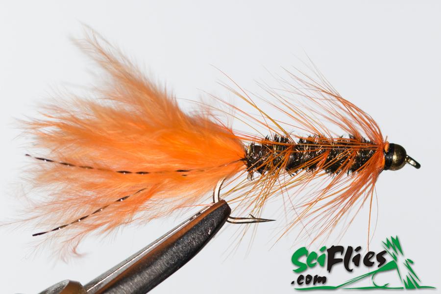 Woolly Bugger – OrangePeacock
