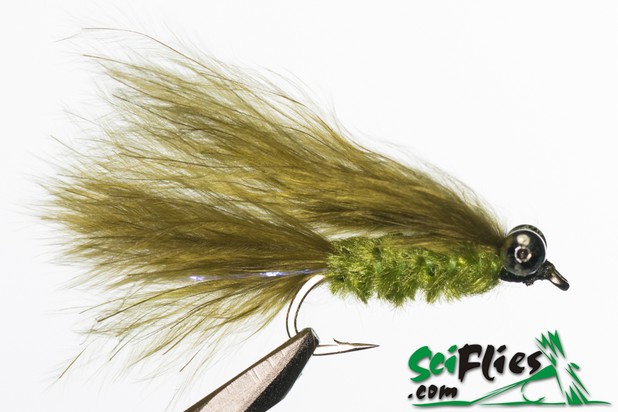 Cats Whiskers – Olive