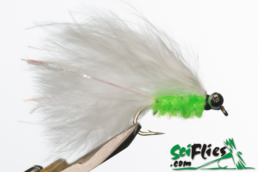 Cats Whiskers – WhiteChartreuse