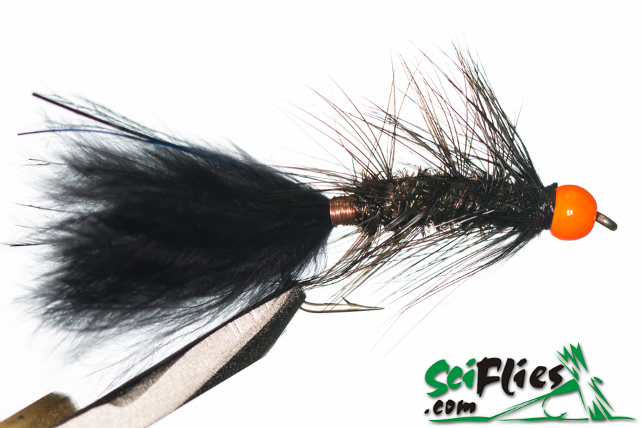 Woolly Bugger (OTB) – BlackPeacock