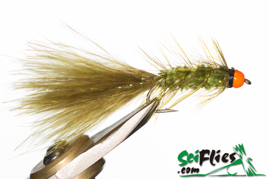 Woolly Bugger (OTB) – Olive