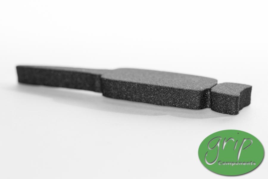 Bass Gurgler component – Black