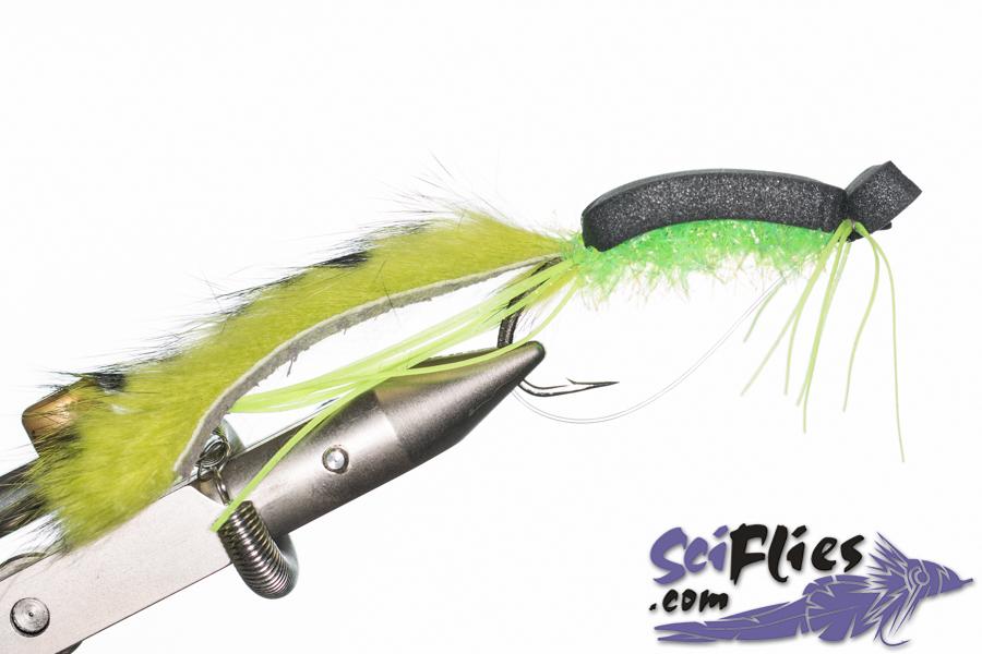 Bass Gurgler – Chartreuse
