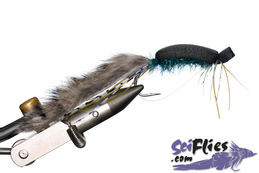 Bass Gurgler – Peacock UV
