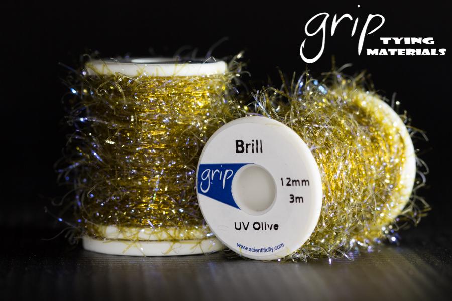 Brill 12mm – UV Olive