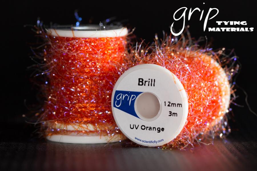 Brill 12mm – UV Orange