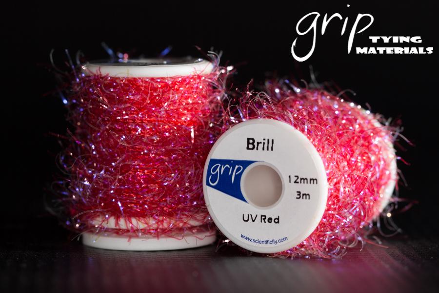 Brill 12mm – UV Red