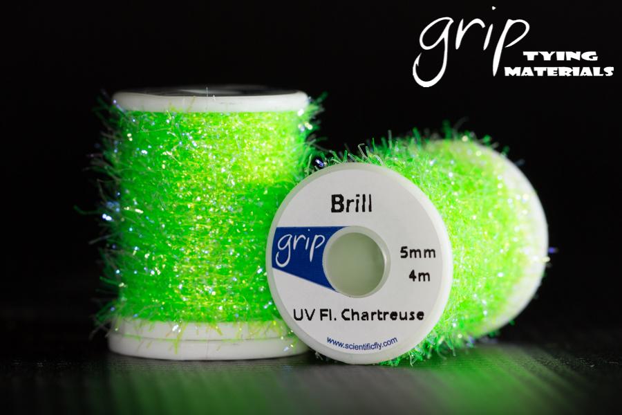 Brill 5mm – UV Fl. Chartreuse