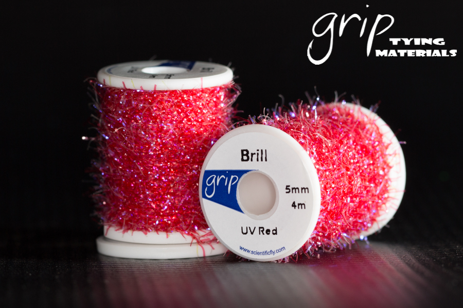 Brill 5mm – UV Red
