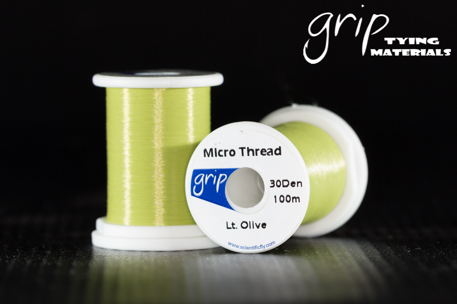 Grip Micro Thread – Lt. Olive