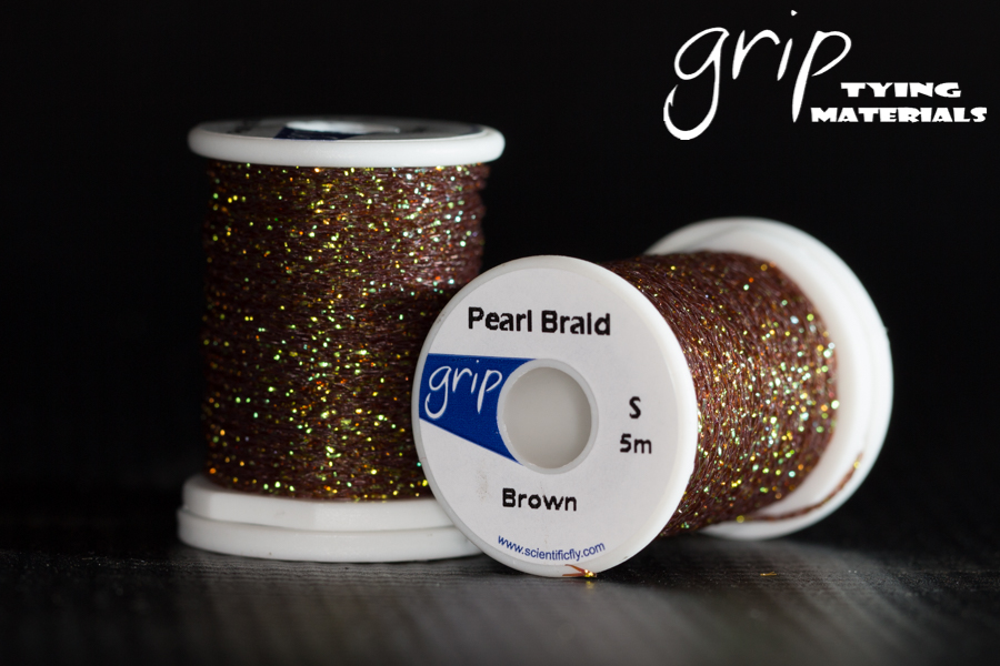 Pearl Braid – Brown