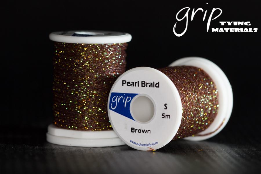 Pearl Braid – Brown