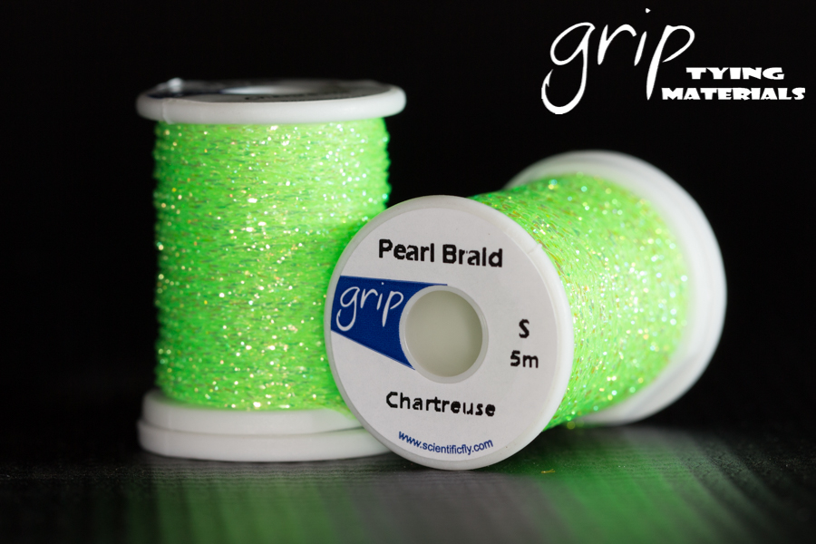 Pearl Braid – Chartreuse