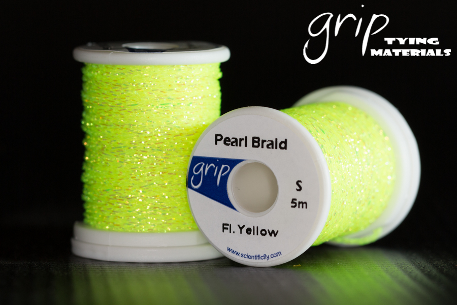 Pearl Braid – Fl. Yellow