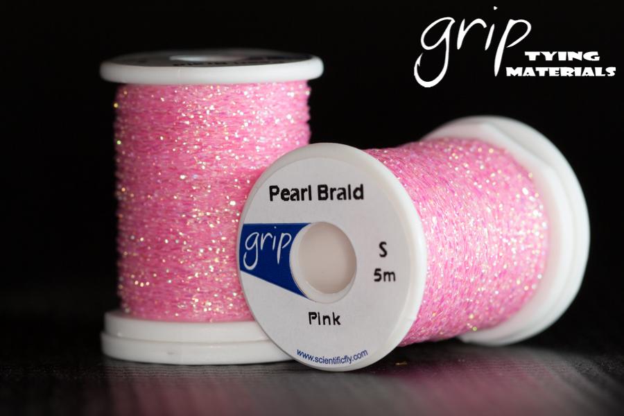Pearl Braid – Pink