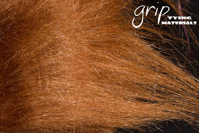 Crafts Fur – Rust Brown