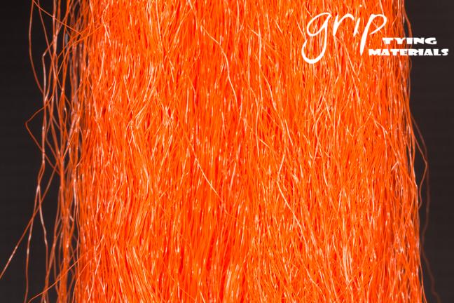 Fly Fiber – Bucktail Orange