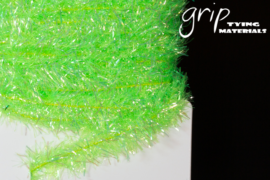 Cactus Chenille 15mm – Chartreuse