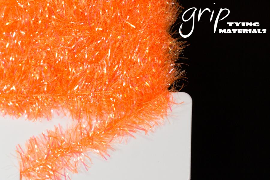 Cactus Chenille 15mm – Fl. Orange