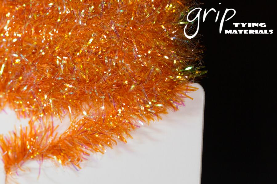 Cactus Chenille 15mm – Orange