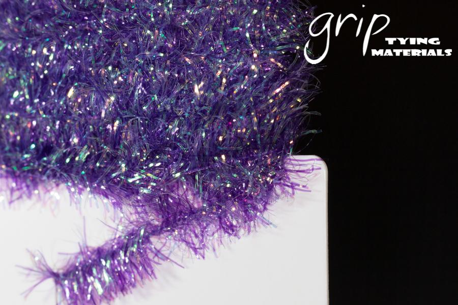 Cactus Chenille 15mm – Purple