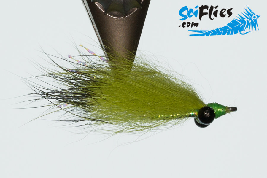 Micro Charlie – Chartreuse