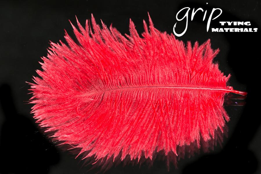 Ostrich Mini – Red