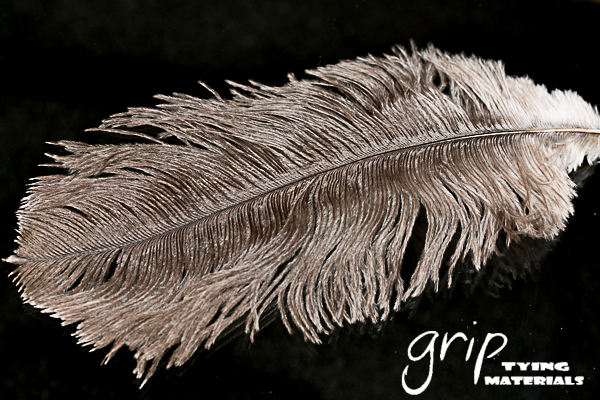 Ostrich Plumes 9 – Natural Black