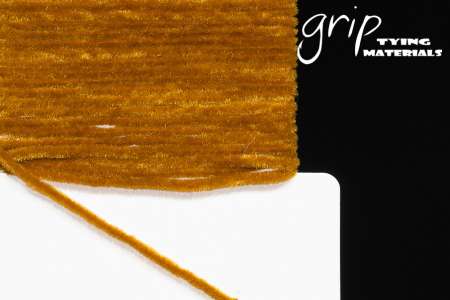 Suede Chenille – Brown