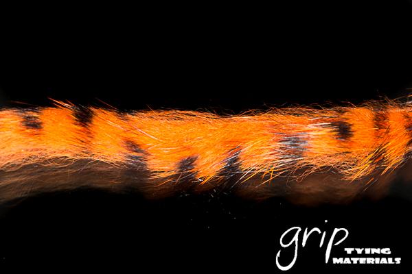 Zonker Strip 1-8 – Barred Hot Orange
