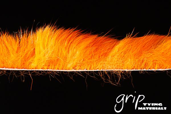 Zonker Strip CCut 1-8 – Hot Orange