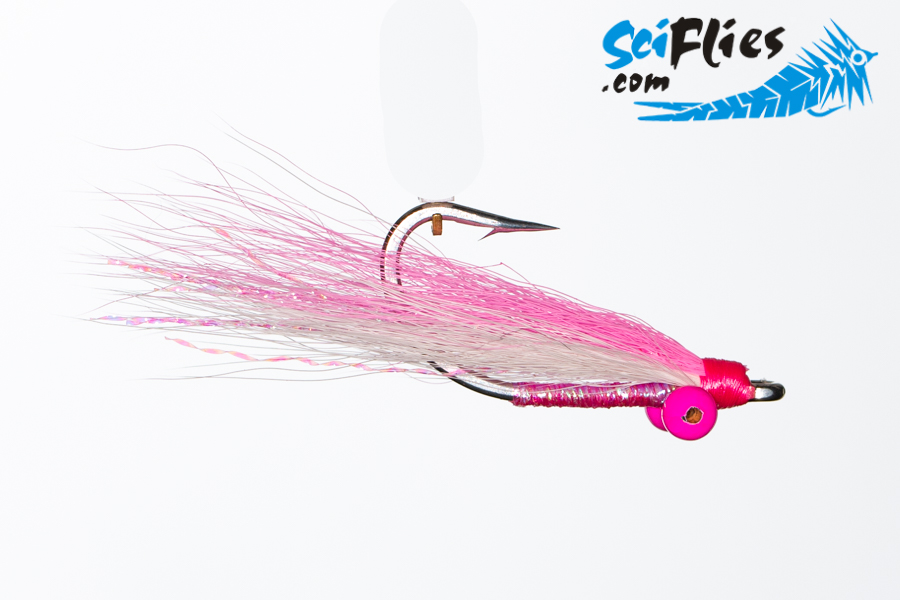 Baby Clouser – WhiteHotPink