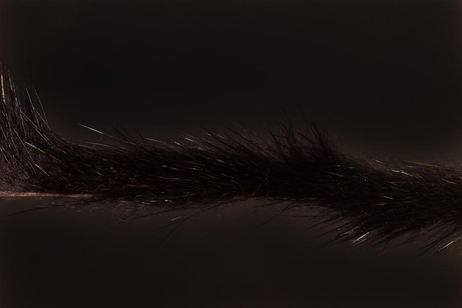 Mink Zonker Strips – Black