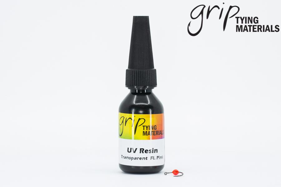 UV Resin – Trans. Fl Pink