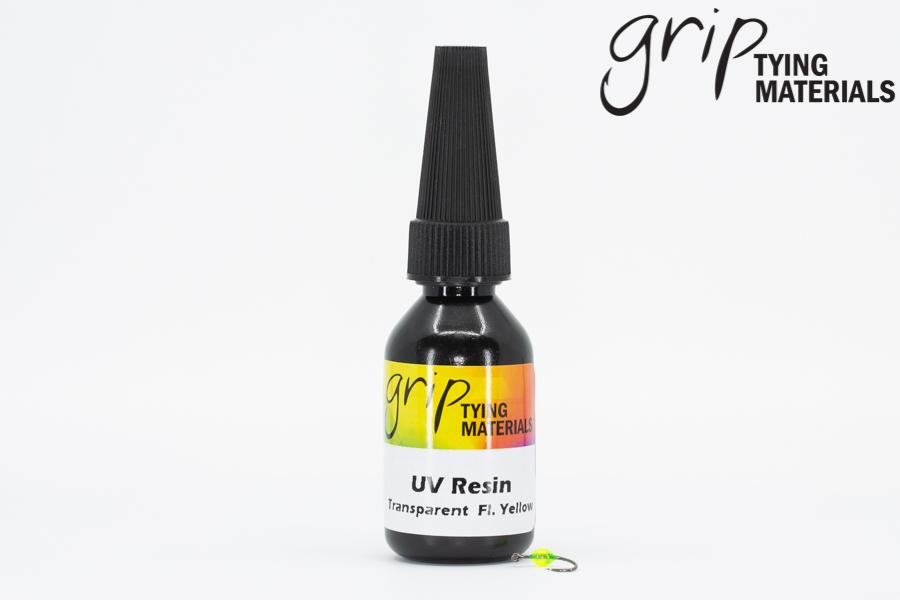 UV Resin – Trans. Fl Yellow