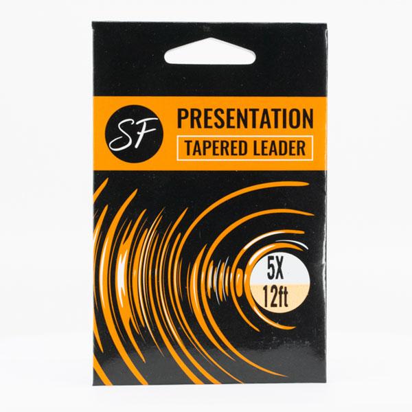 Tapered leader 12ft
