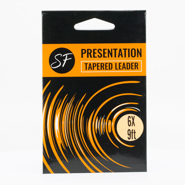 Tapered leader 9ft
